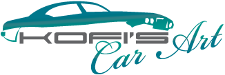 Kofis Car Art Logo